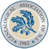 Genealogical Association of Nova Scotia Logo